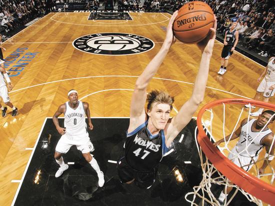 Андрей Кириленко: Между НБА и российским баскетболом - драматическая разница