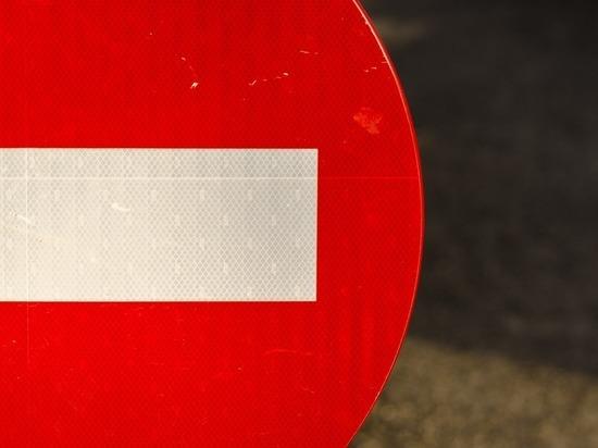 В Смоленске на нескольких улицах с 18 февраля ограничат движение транспорта