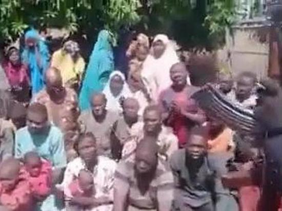 В Нигерии боевики совершили нападение на школу-интернат
