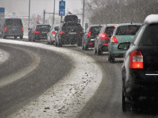 Пробки в 9 баллов вновь сковали дороги Томска утром в четверг