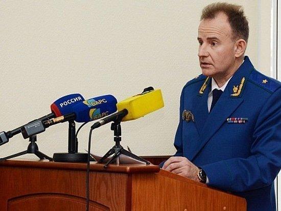 Указ о назначении Андрея Ханько прокурором Иркутской области подписан президентом