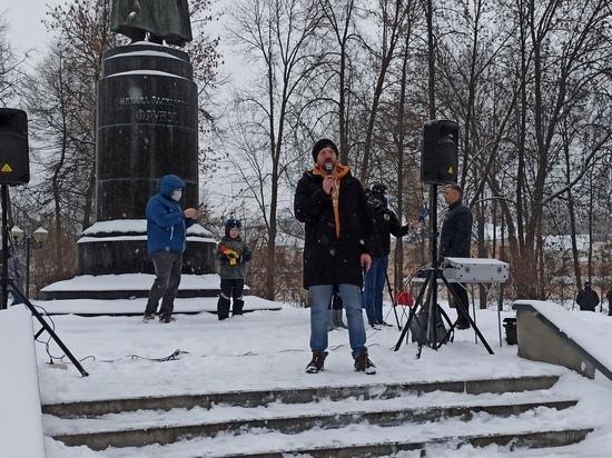Ивановца, организовавшего митинг в защиту политзаключенных, оштрафовали на 21 800 рублей
