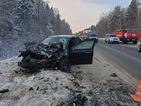 В ДТП на Казанском тракте в Марий Эл пострадали три человека
