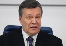 Янукович назвал виновников вхождения Крыма в Россию