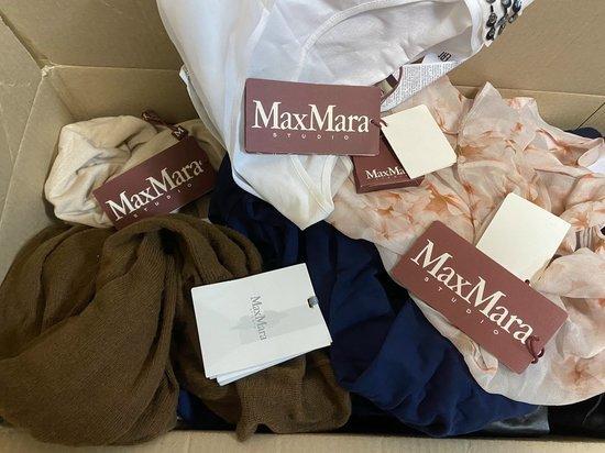 Тюменские таможенники пресекли незаконную продажу одежды от MaxMara