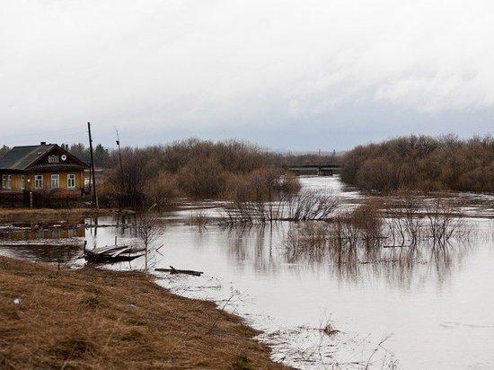 Дома 455 кемеровчан окажутся под угрозой во время грядущих паводков