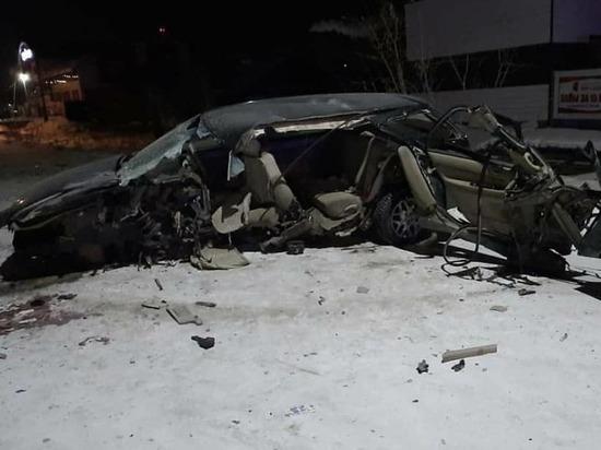 """В Нюрбинском районе Якутии в """"пьяном"""" ДТП пострадали четыре человека"""