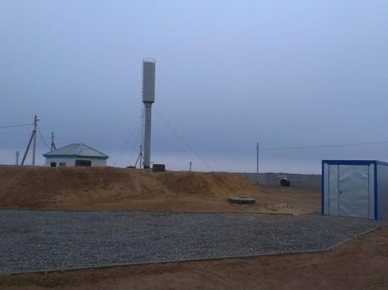На территории калмыцкого поселка обнаружены разливы нефти