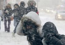 Штормовой ветер и мокрый снег ожидается в Хакасии
