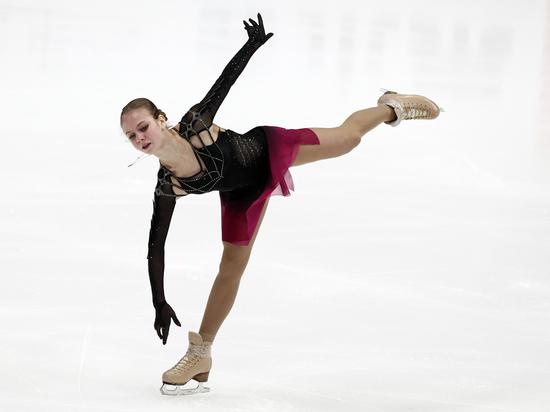 Названа причина отказа Александры Трусовой участвовать в Финале Кубка России