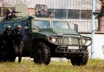 Полуденный залп из пушки в Петербурге 20 февраля дадут в честь спецотряда «Тайфун»