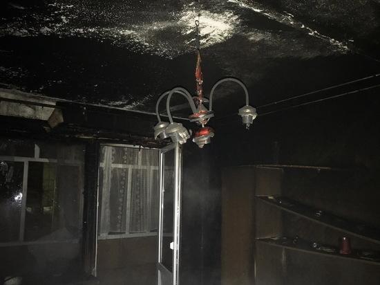 54-летний мужчина погиб в квартирном пожаре в Новочебоксарске
