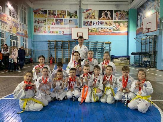 Тхеквондисты из Железноводска завоевали золото в Перми