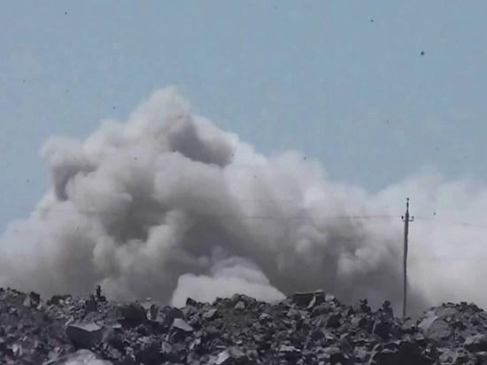 Жители Абакана приняли взрыв на разрезе за землетрясение