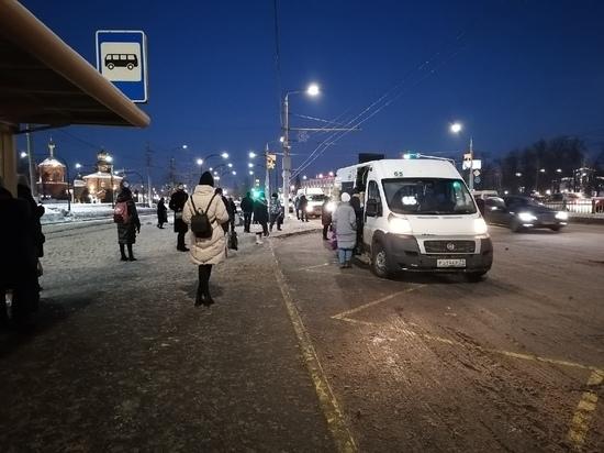 Кто и как может изменить стоимость проезда на коммерческом транспорте Тулы
