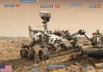 Как сообщает Национальное управление по аэронавтике и исследованию космического пространства США, марсоход «Персеверанс» успешно сел на Марс