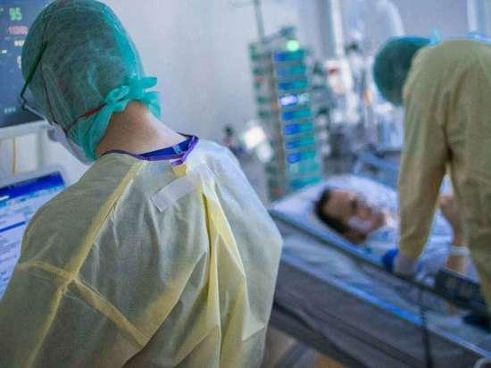 Германия: Количество пациентов в интенсивной терапии продолжает снижаться