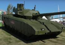 Российские инженеры решили создать танк-робот на базе «Арматы»