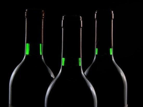 За две украденные бутылки вина великолучанин отправился в полицию