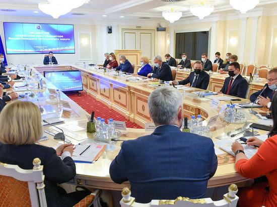 Губернатор Ямала проведет в Ноябрьске совет глав