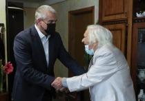 Ветеран войны и труда отметил свой 100-летний юбилей