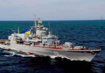 Сторожевой корабль ВМС Украины «Гетман Сагайдачный», который был заложен во времена СССР и находился в боевом составе с 1992 года, решено списать