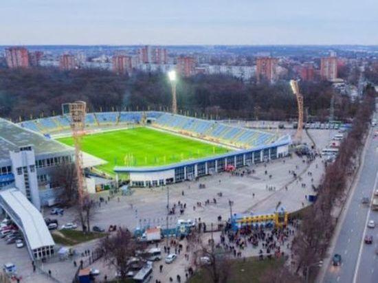 Стадион «Олимп-2» в Ростове-на-Дону назовут в честь Виктора Понедельника