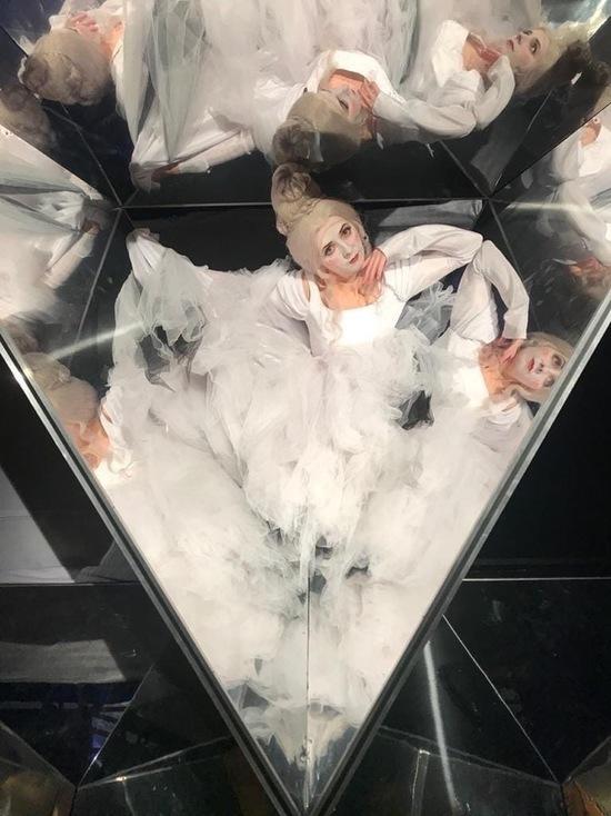 Театр кукол Карелии поставил «Сирано де Бержерака»