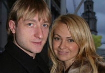 «Милый карапуз»: Плющенко показал лицо трехмесячного сына от суррогатной матери