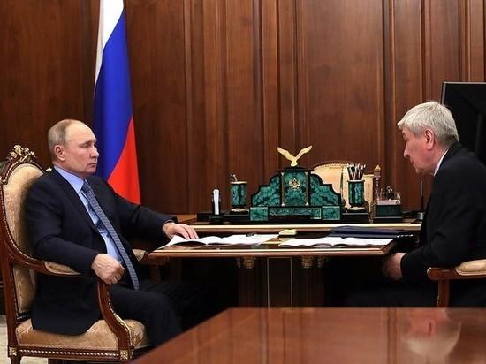 """Путина поставило в тупик выражение """"прозрачный блокчейн"""""""