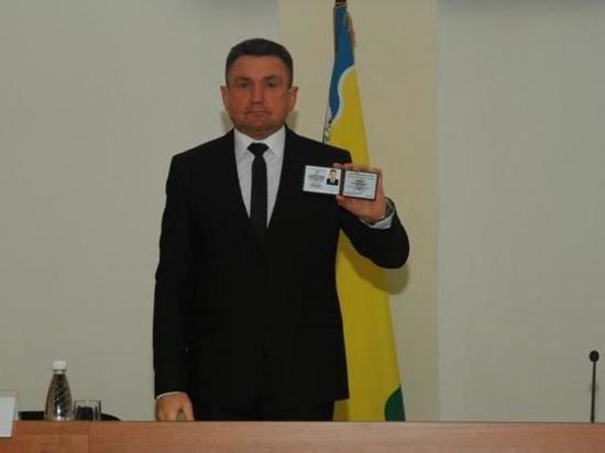 На Кубани задержан глава района и два его заместителя
