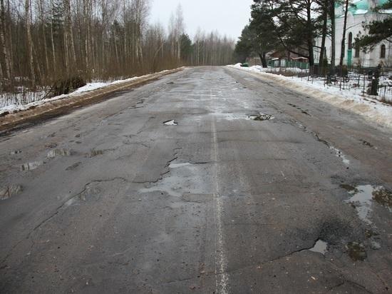 Подъезд к причалу в Толбице отремонтируют до 1 декабря