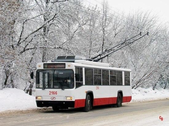 В праздничные дни в Ижевске изменится расписание общественного транспорта
