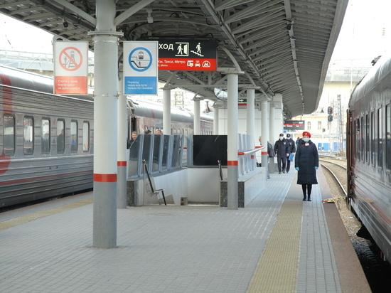 На праздники между Нижним и Москвой назначен дополнительный поезд