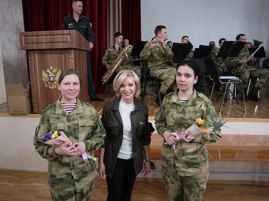 Оркестр штаба Росгвардии в СКФО отмечает юбилейную дату
