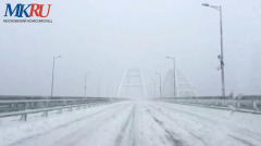 Крымский мост перекрыт: водители стоят в пробке 10 часов
