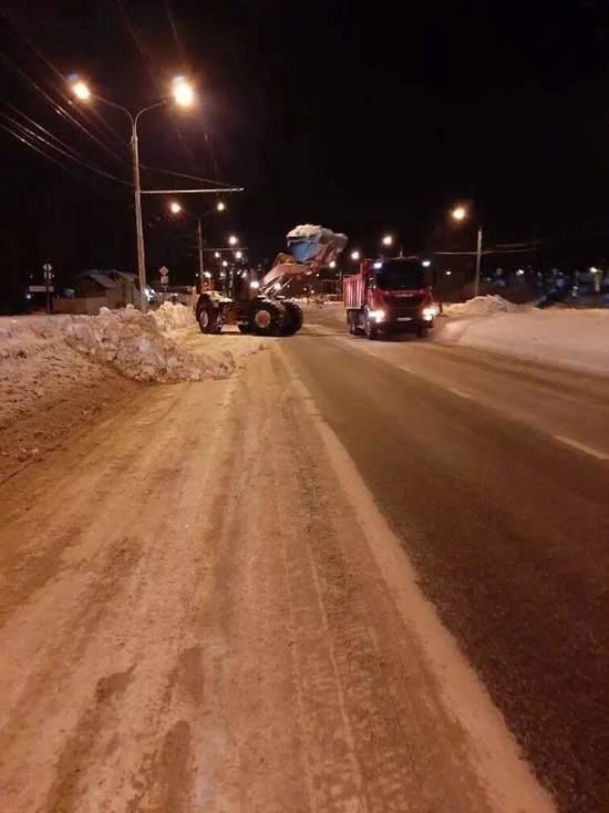 Калужан просят убрать автомобили с 12 улиц