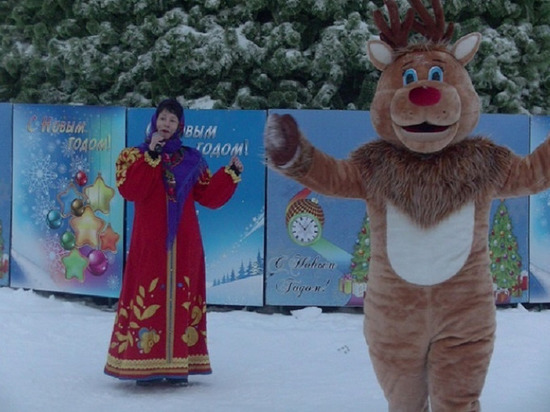В День защитника Отечества в поселке Тазовский пройдут народные гулянья