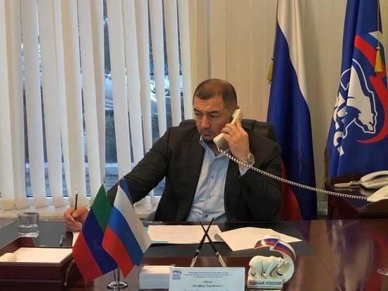 В Дагестане задержан депутат Народного собрания