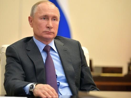 Песков рассказал о планах Путина в День защитника Отечества