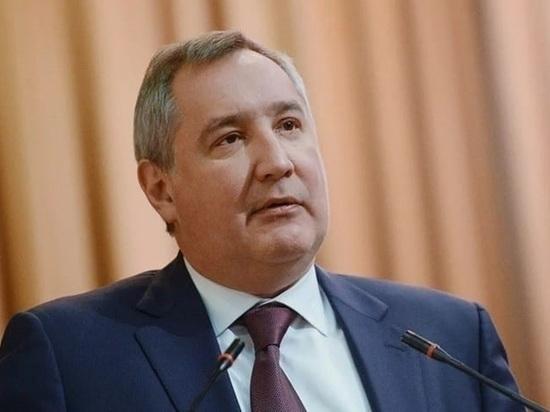 Рогозин отреагировал мемами на посадку американского марсохода