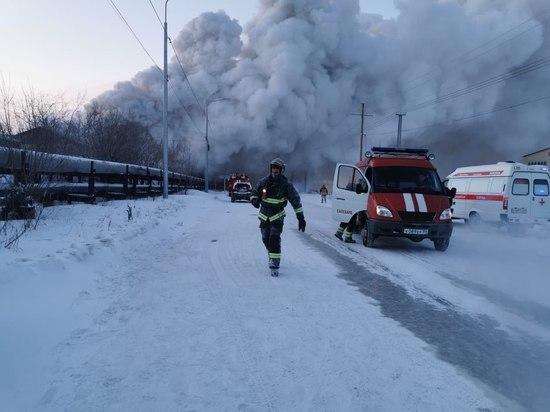Два человека пострадали при пожаре в жилом доме Лабытнанги