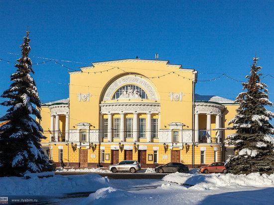 В Волковском театре создали Волковский фонд
