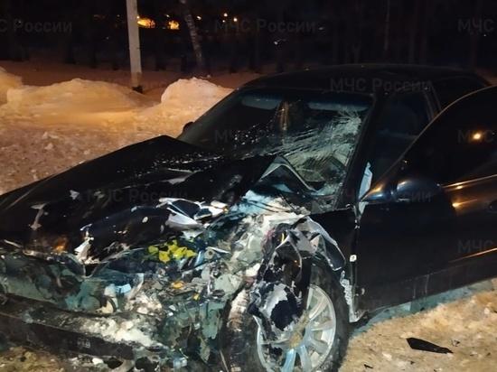 Два человека пострадали в жестком ДТП на А-108 в Калужской области