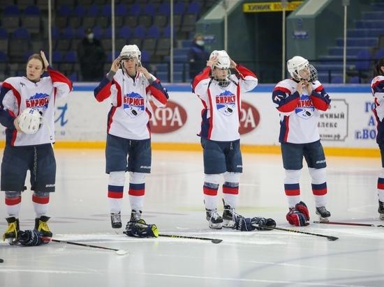 Битва за плей-офф: хоккеистки «Бирюсы» проведут в Красноярске решающие матчи