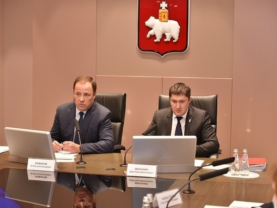 Игорь Комаров положительно оценил проводимую в Прикамье во время пандемии экономическую политику