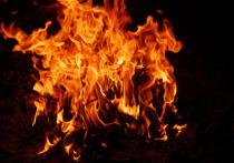 Пожар в Донецке унес жизнь 1 человека