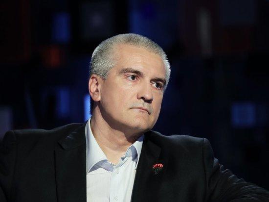 """Аксенов требует отстранить подрядчика, который не справился с расчисткой """"Тавриды"""""""