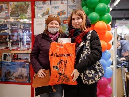 «Галамарт» открывается в Архангельске 23 февраля: сразу же начинают действовать акции