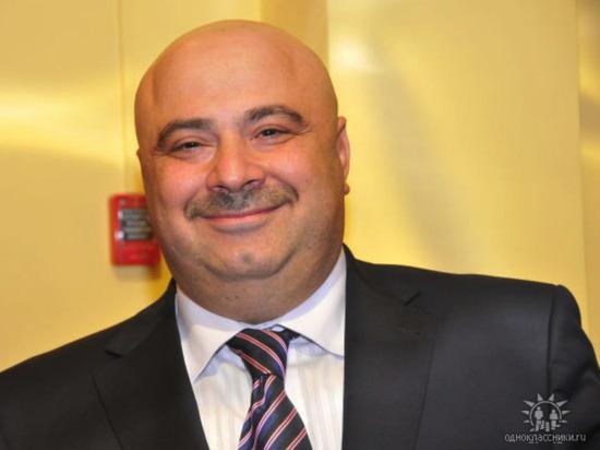 Директор «Красконцерта» Александр Мелкумян умер от коронавируса